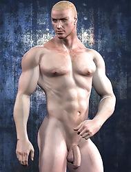 3d Gay Shagging