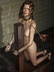 Animalistic 3D Porn