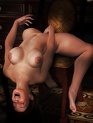Nude Ladies Up 3D