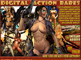 Digital Action Babes